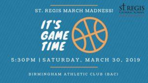 March Madness @ Birmingham Athletic Club
