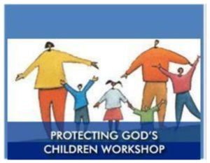 Protecting God's Children Workshop @ St Regis, Fr. Shields Club Room