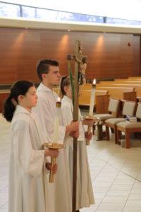 New Altar Server Training @ St. Regis Catholic Parish